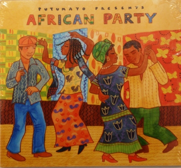 putumayo african party