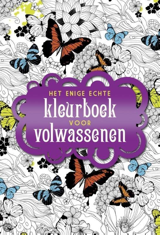 kleurboek volwassenen