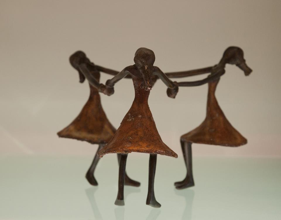 beeld brons 4